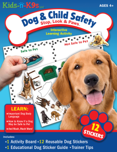 dog bite prevention articles, dog bite prevention materials